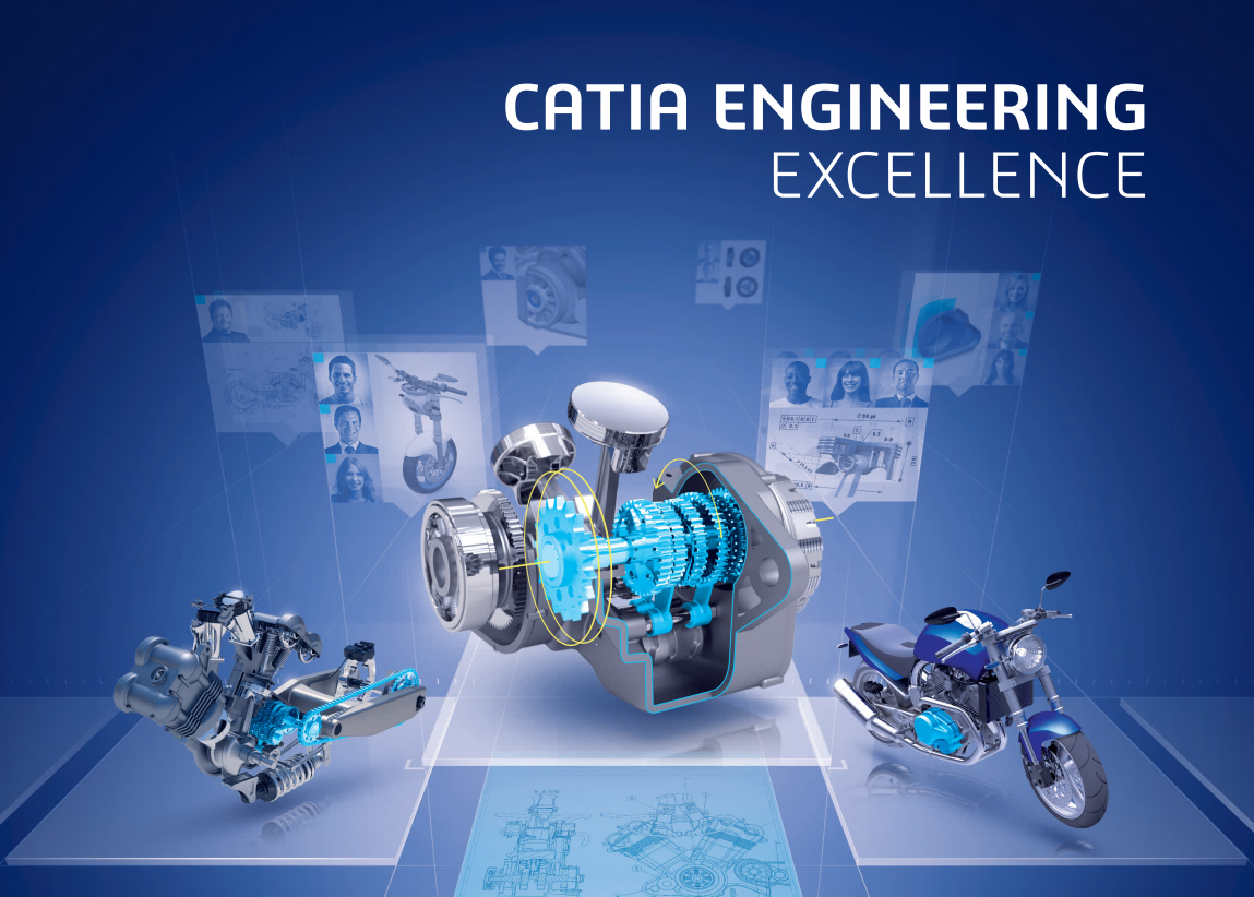 CATIA Engineering Excellence