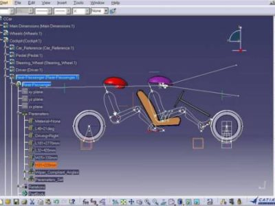 catia v5 synthesis