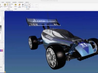 Designing using CATIA Composer